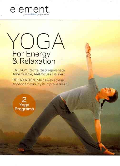 ELEMENT:YOGA FOR ENERGY & RELAXATION BY DODGE,TAMAL (DVD)