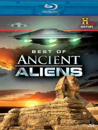 ANCIENT ALIENS:BEST OF ANCIENT ALIENS BY ANCIENT ALIENS (Blu-Ray)